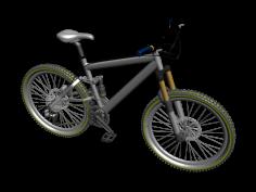 دانلود مدل سه بعدی دو چرخه