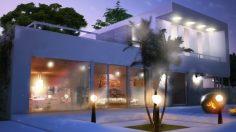 دانلود صحنه کامل خانه ای مدرن