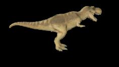 مدل سه بعدی دایناسور