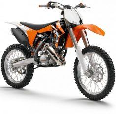 دانلود مدل سه بعدی موتورسیکلت